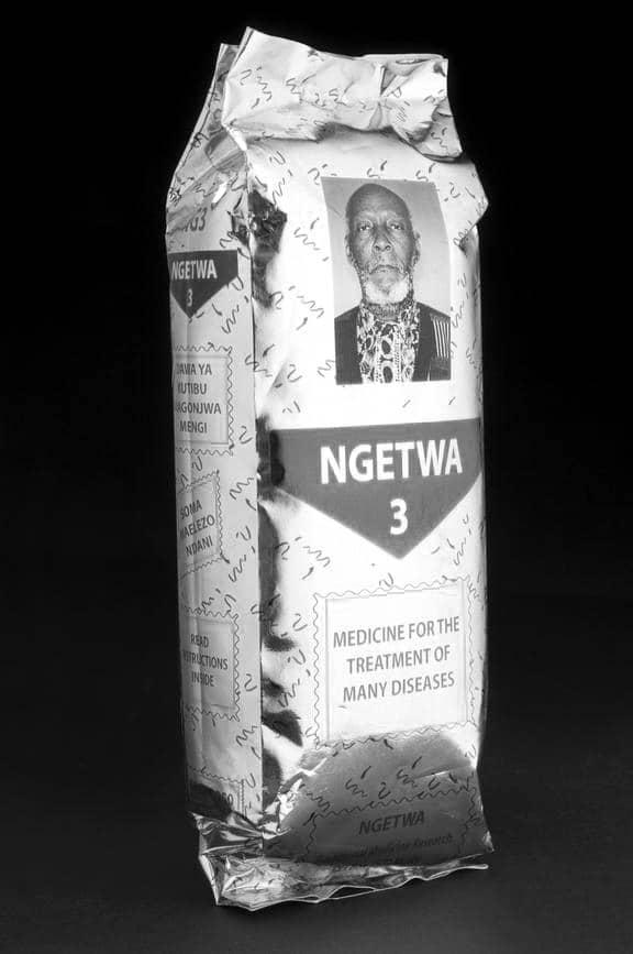 "Traditional Medicine called ""Ngetwa"""