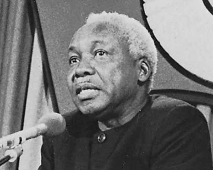 Address by Mwalimu Julius Kambarage Nyerere, Chairman of South Centre