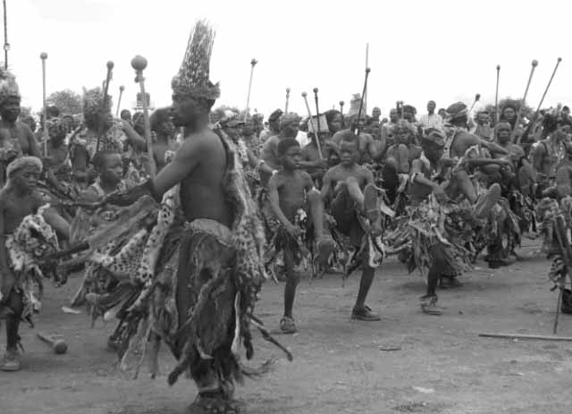 Wangoni, rising from southern Africa, who were using Zulu weapons and tactics