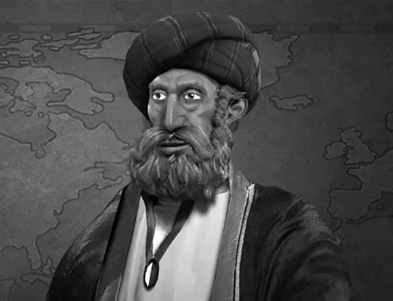 Al-Hassan ibn Suleiman son of Ali