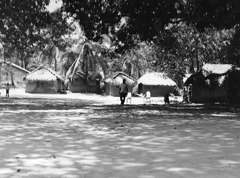 An example of an Ujamaa village in Tanzania