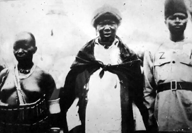 Chief Nyerere Burito