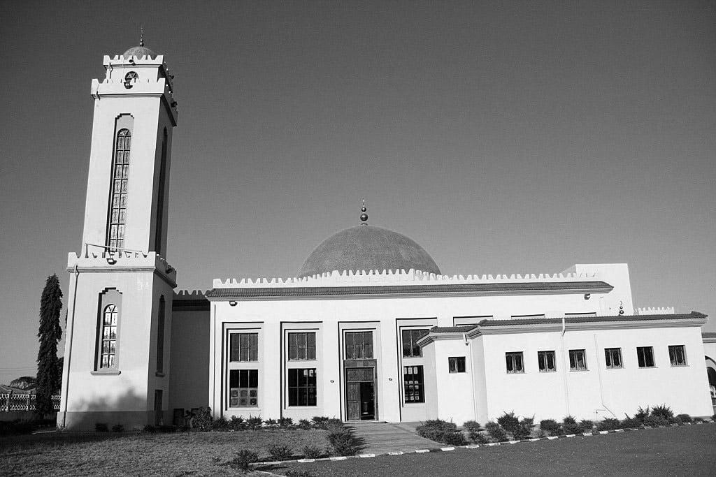 Gaddafi Mosque in Dodoma Tanzania