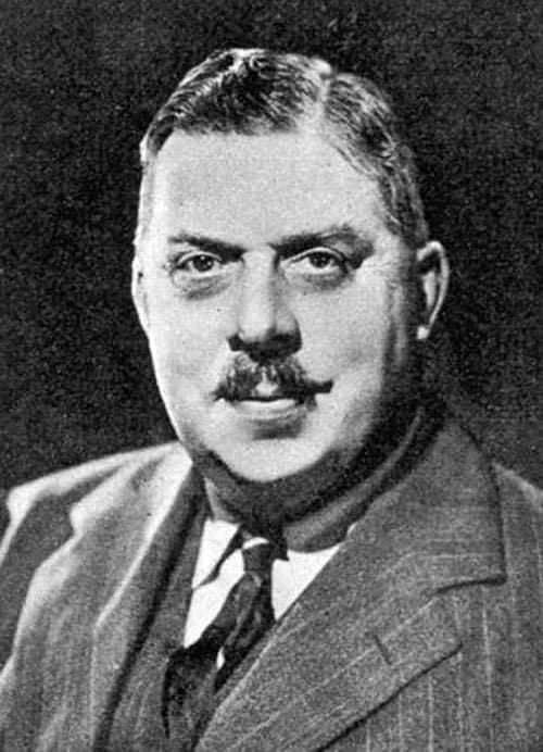 Governor Edward Twinning