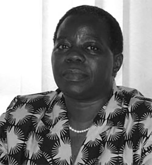 Margaret Munyagi, Director General of the Tanzania Civil Aviation Authority (TCAA)