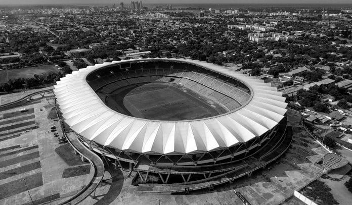 Overview of the Benjamin Mkapa National Stadium (National Stadium)