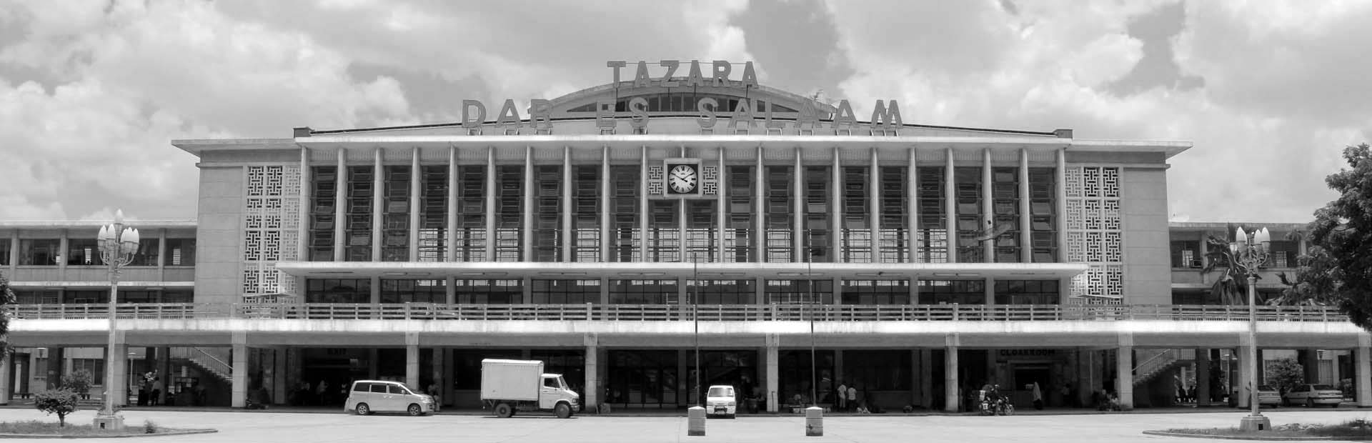 TAZARA station in Dar es salaam