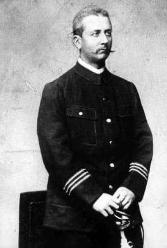 Commander Emil von Zelewski