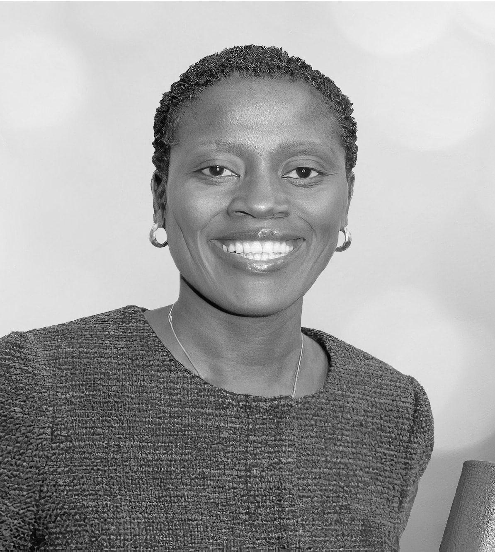 Haematologist – Dr Julie Makani