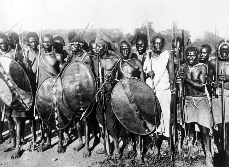 The Nyamwezi tribe